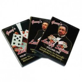 """Gerry's Lucky 7's """"The Ultimate Tricks With 4 Cards"""""""