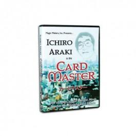 Card Master Ichiro Araki