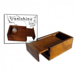 *The Vanishing Box- Make small objects disappear...