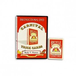 Carnival Trick Cards with Teaching DVD