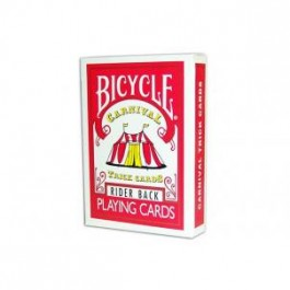 Carnival Trick Cards- Deck ONLY