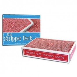 Pro Brand Bridge Stripper Deck (Red) - Packaged