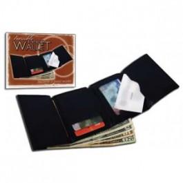Invisible Peek Wallet