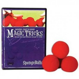 *Amazing Easy To Learn Magic Tricks- Spongeballs Combo