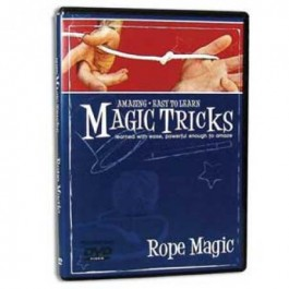 *Amazing Easy To Learn Magic Tricks- Rope Magic