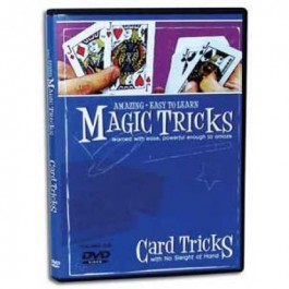 *Amazing Easy To Learn Magic Tricks- Card Tricks with No Sleight of Hand
