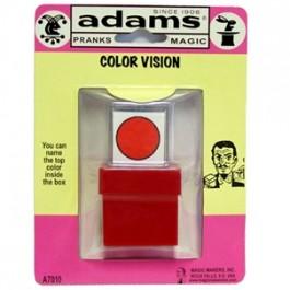 *COLOR VISION - SS ADAMS