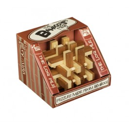 The Log Pile - Bamboo Puzzle