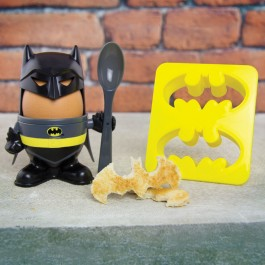 Batman Egg Cup & Toast Cutter