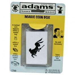 * MAGIC COIN BOX - SS ADAMS