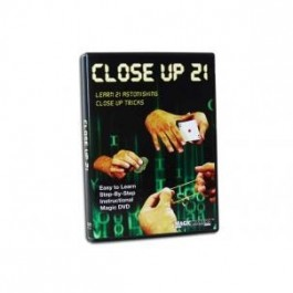 Close Up 21 - DVD
