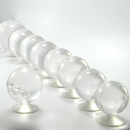 Acrylic Contact Juggling Ball