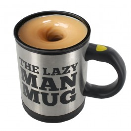 The Lazy Man Mug