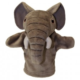 My First Puppet - Elephant