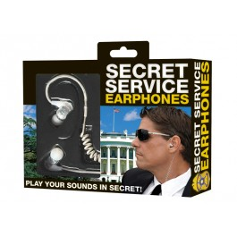Secret Service Headphones