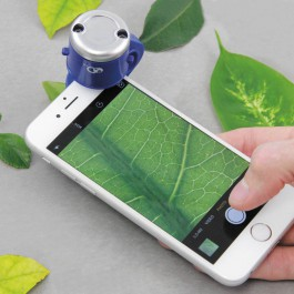 Discovery Channel - Smart Phone Microscope