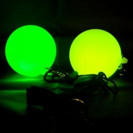 LED Glow Poi - Strobe