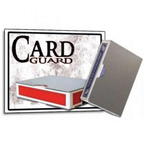 card guard card tricks decks magic. Black Bedroom Furniture Sets. Home Design Ideas