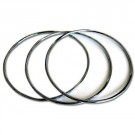 Perfect Linking Rings - Secret Gravity Locking Design