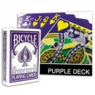 Bicycle Purple Deck