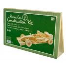 Formula 1 Racing Car - Wooden Construction Kit
