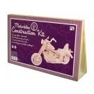Motorbike - Wooden Construction Kit