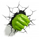 Hulk Fist - 3D Deco Light