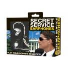 Secret Service Headphones
