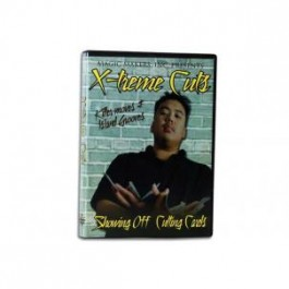 * X-treme Cuts DVD with Keone