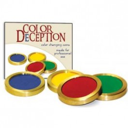 Color Deception- Brass