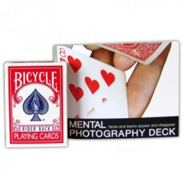 Bicycle Mental Photography Deck ONLY