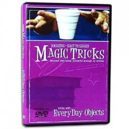 *Amazing Easy To Learn Magic Tricks- Tricks with EveryDay Objects