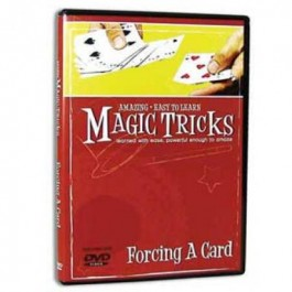 *Amazing Easy To Learn Magic Tricks- Forcing A Card