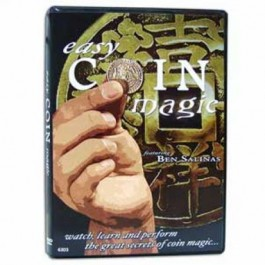 *Easy Coin Magic - More Than 50 Effects & Routines