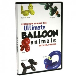 *Ultimate Balloon Animals & More DVD