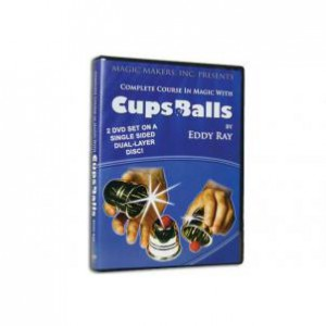 Complete Cups & Balls Magic