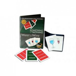 Something from Nothing & Water to Wine Packet Tricks with Teaching DVD