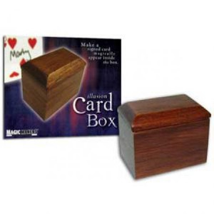 *Illusion Card Box