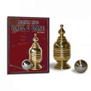 Pocket Ball & Vase