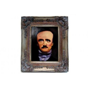 Haunted Painting- Edgar Allen Poe