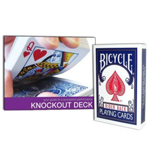 *Bicycle Knockout Deck with Online Teaching