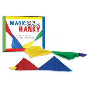*Color Changing Hanky