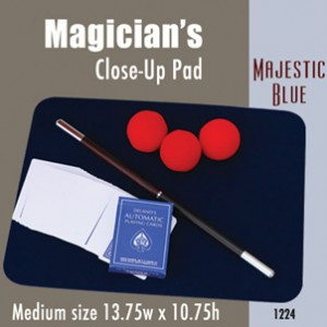 "Medium Size Close-up Pad (Majestic Blue) 13.75"" x 10.75"""