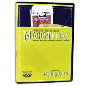 *Amazing Easy To Learn Magic Tricks- Ultimate Rising Card (with gimmick)