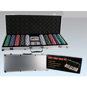 500 Piece Poker Set
