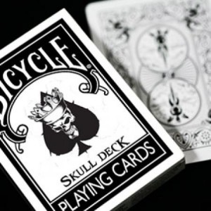 The Skull Deck in Bicycle