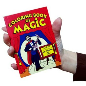 *Pocket Size Coloring Book