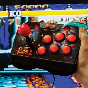 STREET FIGHTER II 16 BIT PLUG AND PLAY GAMES CONSOLE