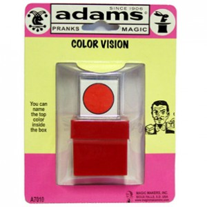 *COLOR VISION - SS ADAMS