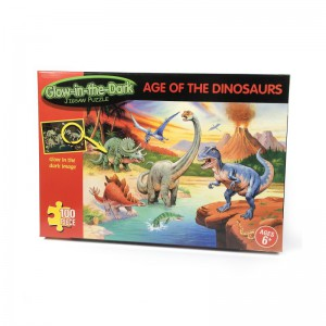 Glow in the Dark Age of Dinosaurs